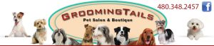 Grooming Tails Pet Salon and Boutique - Doolittle's Doghouse Partner