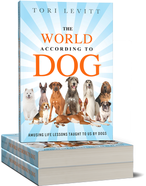 World According to Dog Book Cover