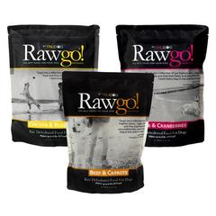 RawGo TruDog Treats