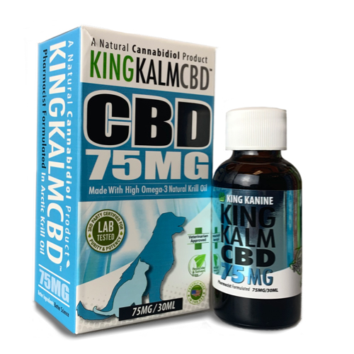 King Kanine CBD Products for Pets