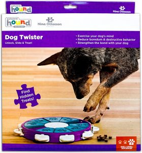 Entertainment toy for dogs